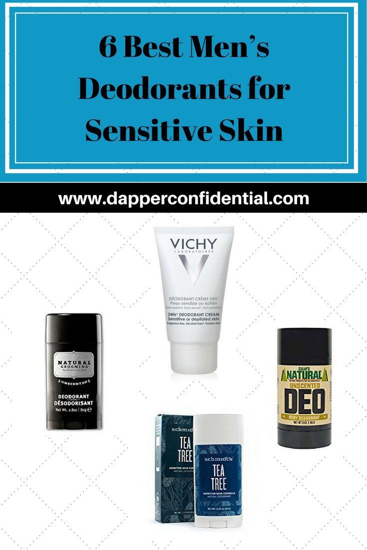 6 Best Men S Deodorants For Sensitive Skin Deodorant Mens Deodorant Facial Skin Care Routine
