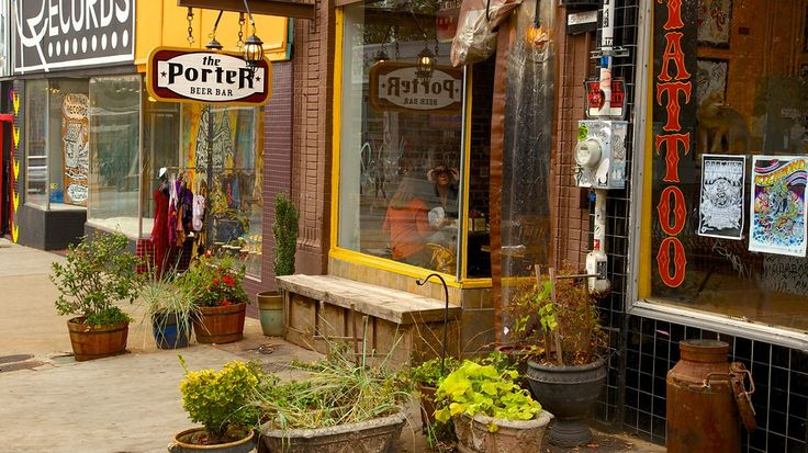 Little Five Points - Atlanta - Tourism Media