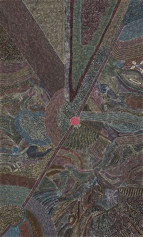 'Bush Hen', Abie Loy, 1998