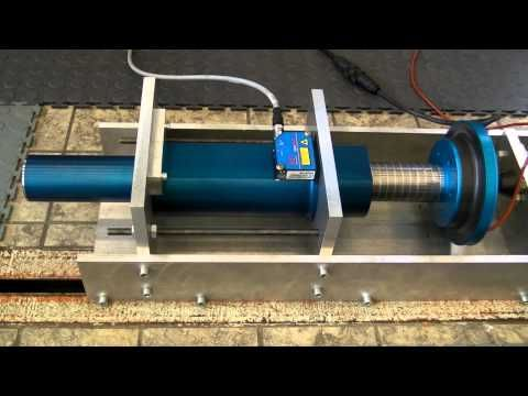 Electromagnetic Active Suspension System - YouTube