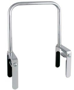 LDR 068 2008 11-Inch Bathtub Safety Bar, Chrome by LDR. $36.58. From the Manufacturer                LDR 068 2008 Bathtub Safety Bar , 8-Inch X 11-Inch, Chrome. 8-Inch X 11-Inch Chrome Plated Bath Safety Bar Attaches to the Side of the Bathtub with Adjustable Brackets. Pads Protect Tub-Foots Finish. LDR bath safety products are designed to deliver stability, safety and style.                                    Product Description                mfr: LDR INDUSTRIES SAFETY ...