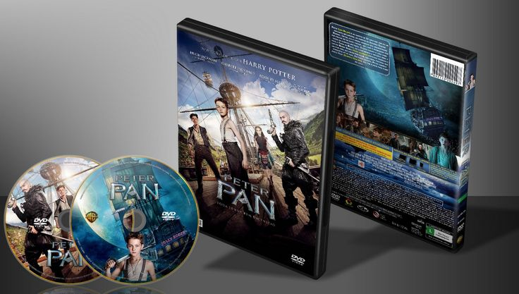 Peter Pan - ➨ Vitrine - Galeria De Capas - MundoNet   Capas & Labels Customizados