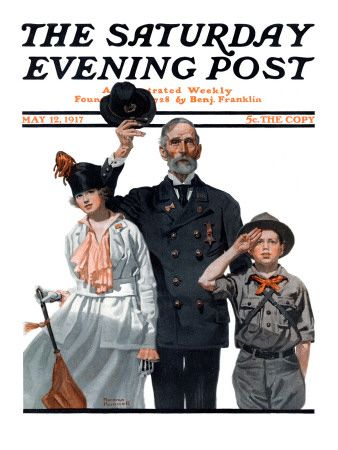 Norman Rockwell Poster Frames at AllPosters.com