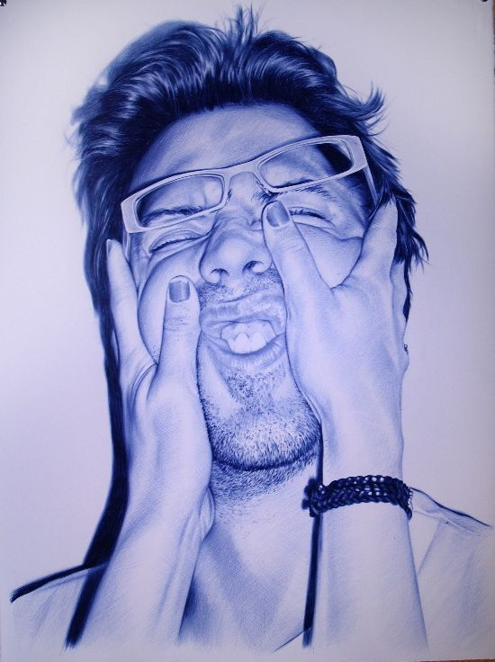Ballpoint pen drawings. BALLPOINT PEN!Pens Art, Artists Juan, Pens Drawing, Contemporary Artists, Ballpoint Pens, Bic Pens, Juan Francisco Casa, Pen Drawings, Bic Ballpoint