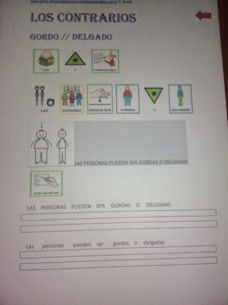 EDUCACIÓN SOCIAL PARA PERSONITAS ESPECIALES
