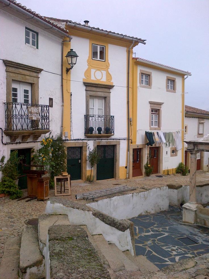 Vila dos Judeus em Castelo de Vide, Marvão, Alentejo - Portugal
