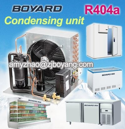 272.00$  Buy here - http://aiz88.worlditems.win/all/product.php?id=2053426861 - boyard refrigeration compressor condensing unit for micro cold room