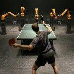 #robot #kuka #tabletennis #pingpong #timboll #duel