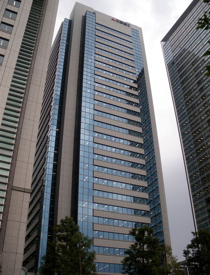 Mitsubishi Heavy Industries, Ltd. Tokyo Headquarters / 三菱重工業株式会社 東京本社ビル