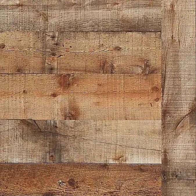 Barnwood Smooth Brown Pine Wall Panel Lowes Com In 2020 Pine Walls Barn Wood Wall Paneling