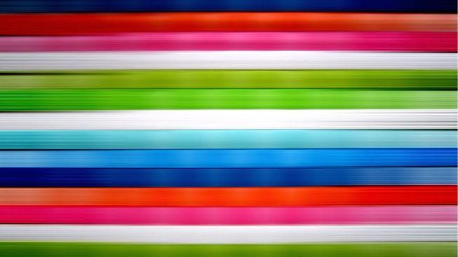 Yatay Renkli Kuşaklar #wallpaper #renkli #kuşak #soyut #abstract #colors