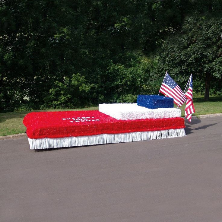 Float Supplies: Memorial Day Parade Float Ideas