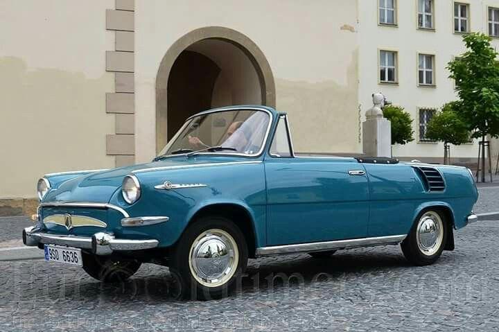Škoda 1000 MB cabrio