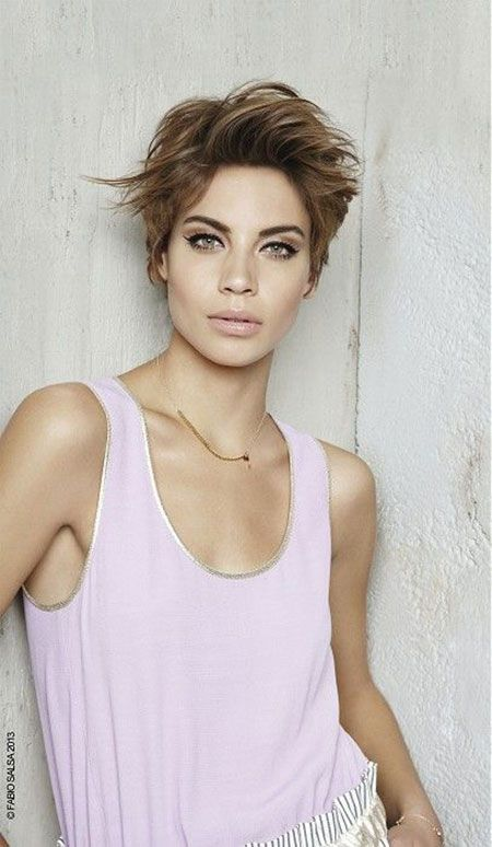 Short Hair Cuts and Color | 2013 Short Haircut for Women