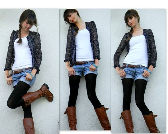 I need olive riding boots... this look would rock with them.