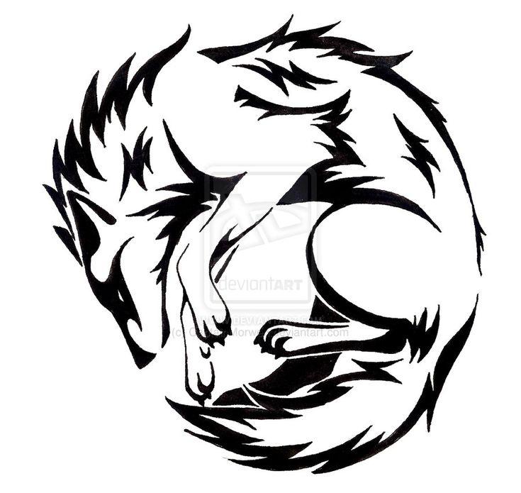 Best 25 Wolf Tattoo Design Ideas On Pinterest