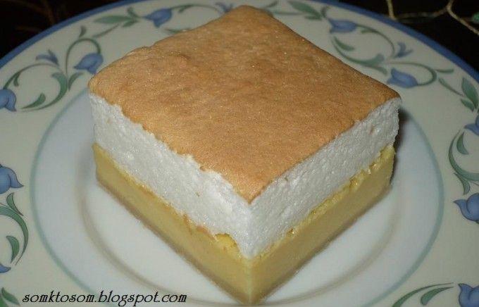 Základ: 500 glistové těsto Tvarohová náplň: 500 gjemný krémový tvaroh (ne hrudkový) 6 ksžloutků 500 mlmléka 3 bal.vanilkové pudinky (3x37g) 100 mlolej moučkový cukr podle chuti Bílkový sníh: 6 ksbílků 6 lžic(kopcovité lžíce) moučkového cukru
