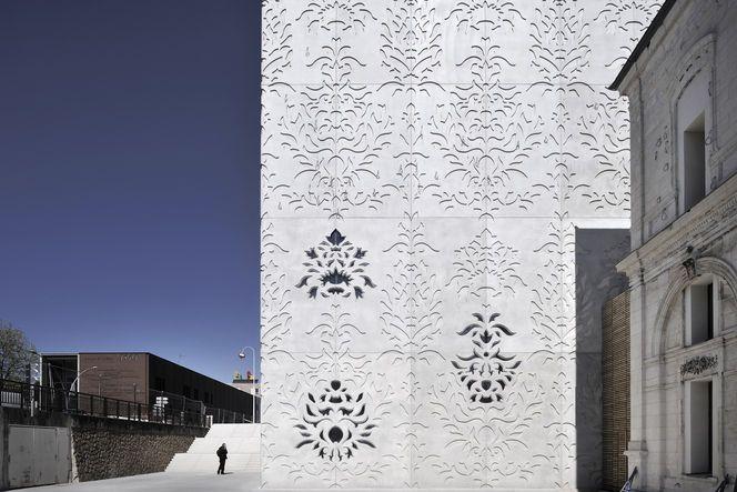 Textura do Teatro Saint-Nazaire