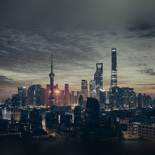 Papers.co wallpapers - nn23-city-shanghai-night-building-skyline - http://papers.co/nn23-city-shanghai-night-building-skyline/ - city