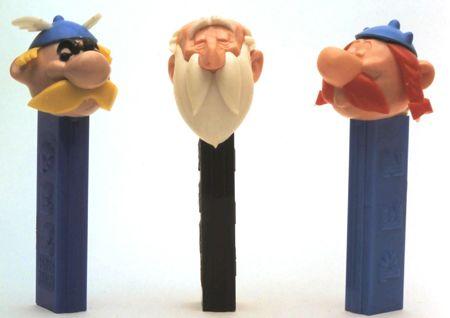 Asterix Set - 1974