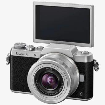 ซื้อเลย  Panasonic Lumix DMC-GF8K Kit (12-32mm) Black Silver  ราคาเพียง  14,400 บาท  เท่านั้น คุณสมบัติ มีดังนี้ Multi Exposure Support take up to four exposures in a singleframe. 22-types creative filter. Even when shooting in PASM, videoshooting and Panorama mode. Clear Retouch makes it possible to erase unwanted objects orfigures in an image by just tracing over them on monitor with afingertip. Stop Motion Animation function enables producing a stopmotion (stop frame) video in camera…