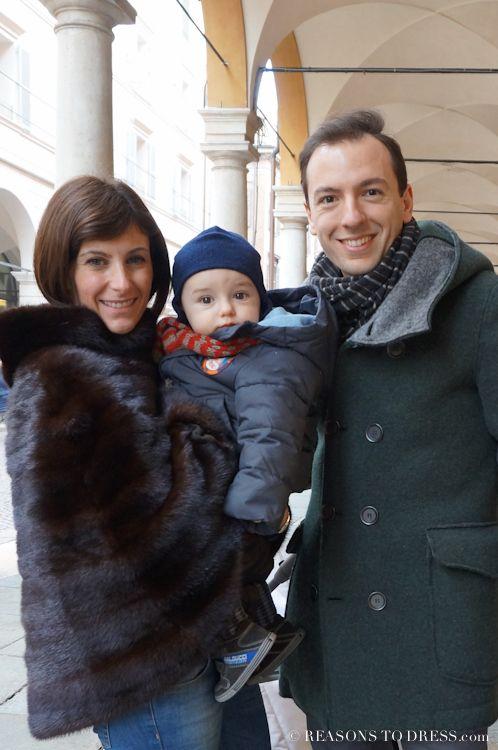 Northern Italian Street Style - Reasons to Dress