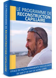 Avis Le Programme de Reconstruction Capillaire pdf Jared gates livre Protocole perte de cheveux Avis Le Programme de Reconstruction Capillaire