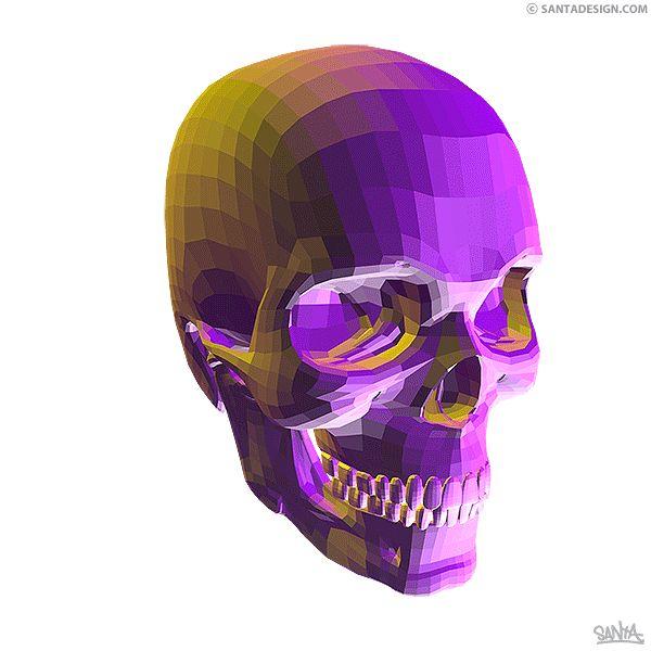 #Skull #Head