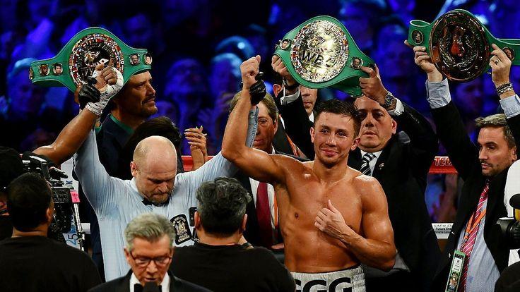 Gennady Golovkin states fight vs Saul Canelo Alvarez could be his last