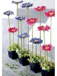 Decora con flores