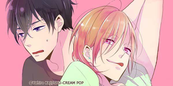 Renta Digital English Manga Licensed To Thrill Manga Kind Heart Digital