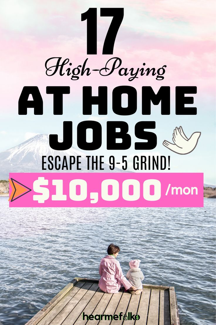 11 online jobs that pay high 5000 per month online