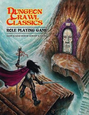 Dungeon Crawl Classics RPG: Core Rulebook [DCC RPG] $34.99 (13% OFF)