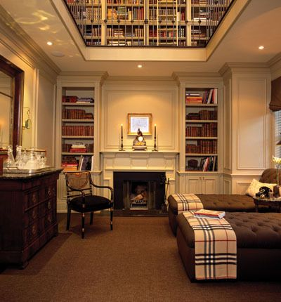 Wow, What A Reading Room | Content in a Cottage