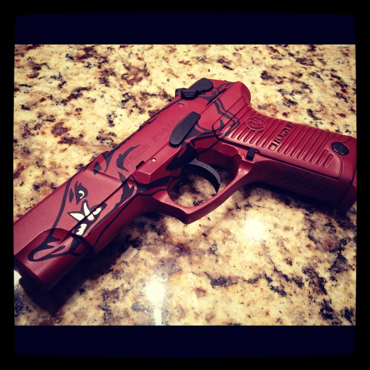Our Razorback Ruger! | Man of the House | Pinterest ...