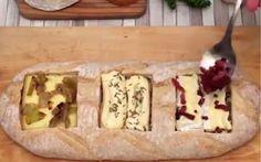 Het Franse Chefclub, een online platform voor wie van lekker eten houdt en het zelf graag klaarmaakt, presenteert in een Facebookfilmpje en wel heel origin...