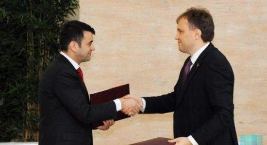 Gaburici și Șevciuk au semnat memorandumul de colaborare în domeniul asigurărilor auto