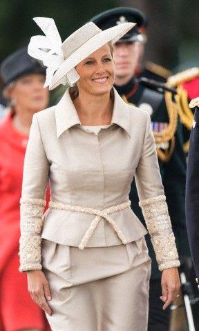 La condesa Sophie de Wessex en 2013.