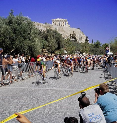 Athens Summer Olympics 2004 #sports #travel #Greece