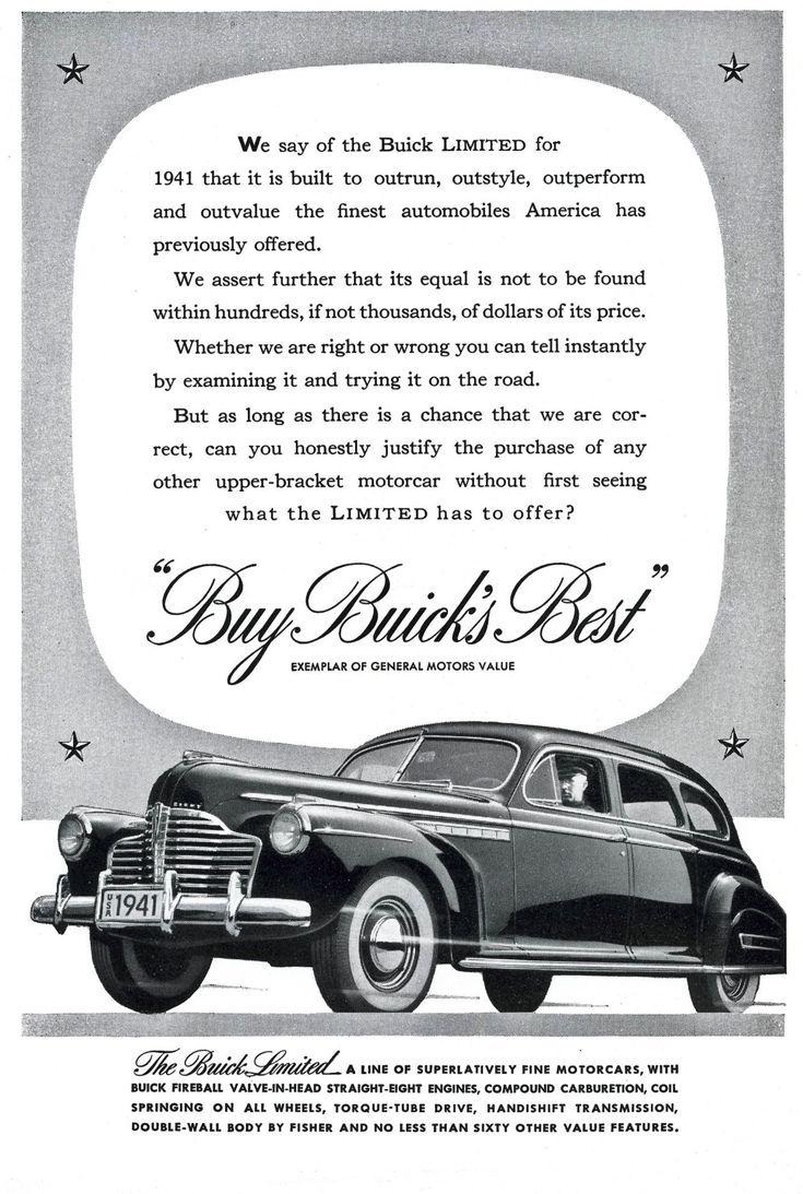 130 best Vintage car ads images on Pinterest | Vintage cars, Cars ...