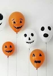decoração festa infantil halloween diy - Pesquisa Google