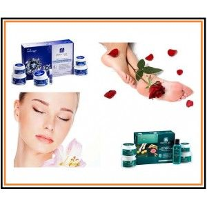 Buy Online Body Care Diamond Facial, Hand & Foot Spa Kit to improve the quality of skin and stimulate the skin renewal by  using facial kit. Call Now: 0 90411-09870
