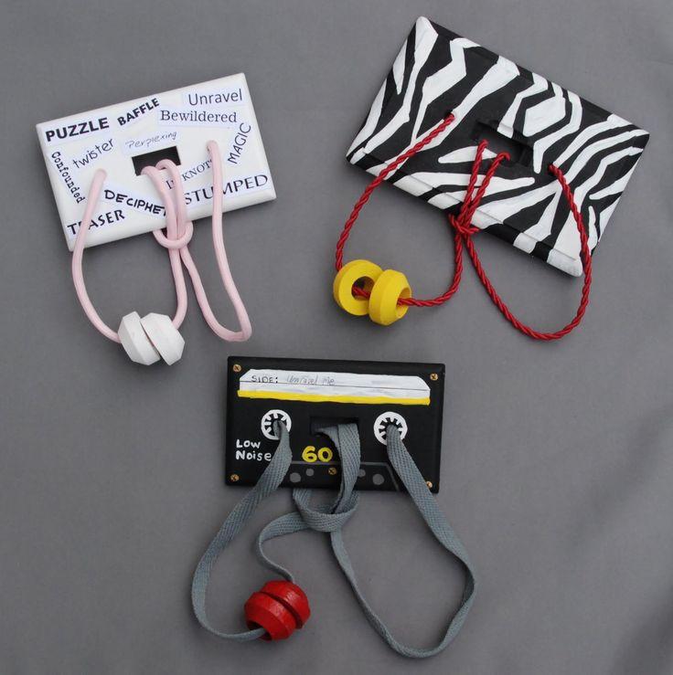 DIY String Puzzle {Craft Camp}