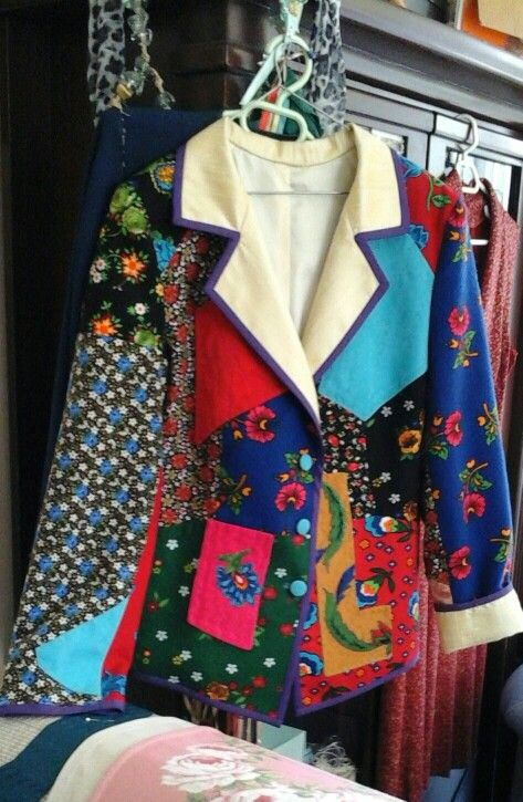 Pazen ceket ,tasarım bana ait