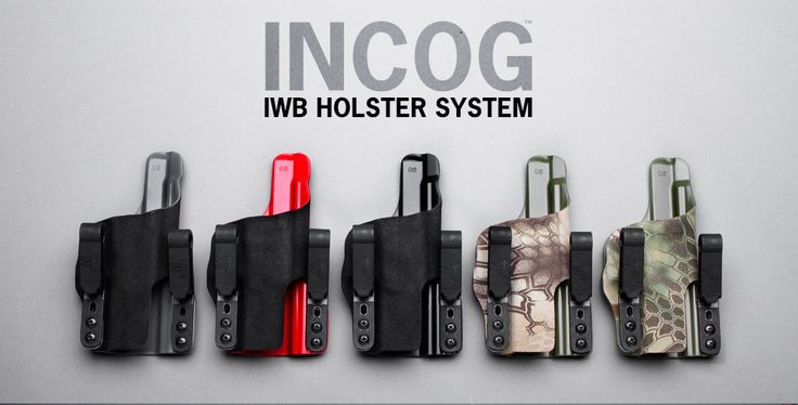 The Incog IWB Holster System.