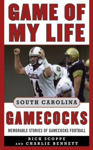 Game of My Life South Carolina Gamecocks: Memorable Stories of Gamecocks Football by Rick Scoppe http://www.amazon.com/dp/B00DY5PYRC/ref=cm_sw_r_pi_dp_T9WLvb1Q408YJ