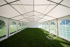 party tent Marquee Semi PRO Plus 6x12 m PVC - 6