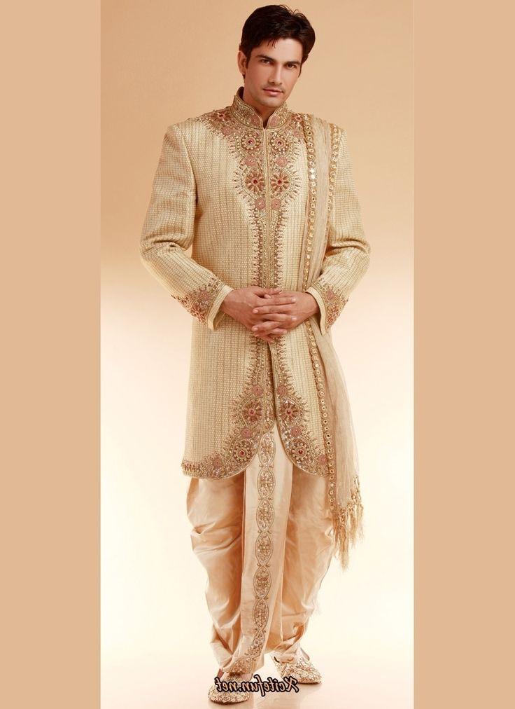 Latest Wedding Dresses For Indian Groom