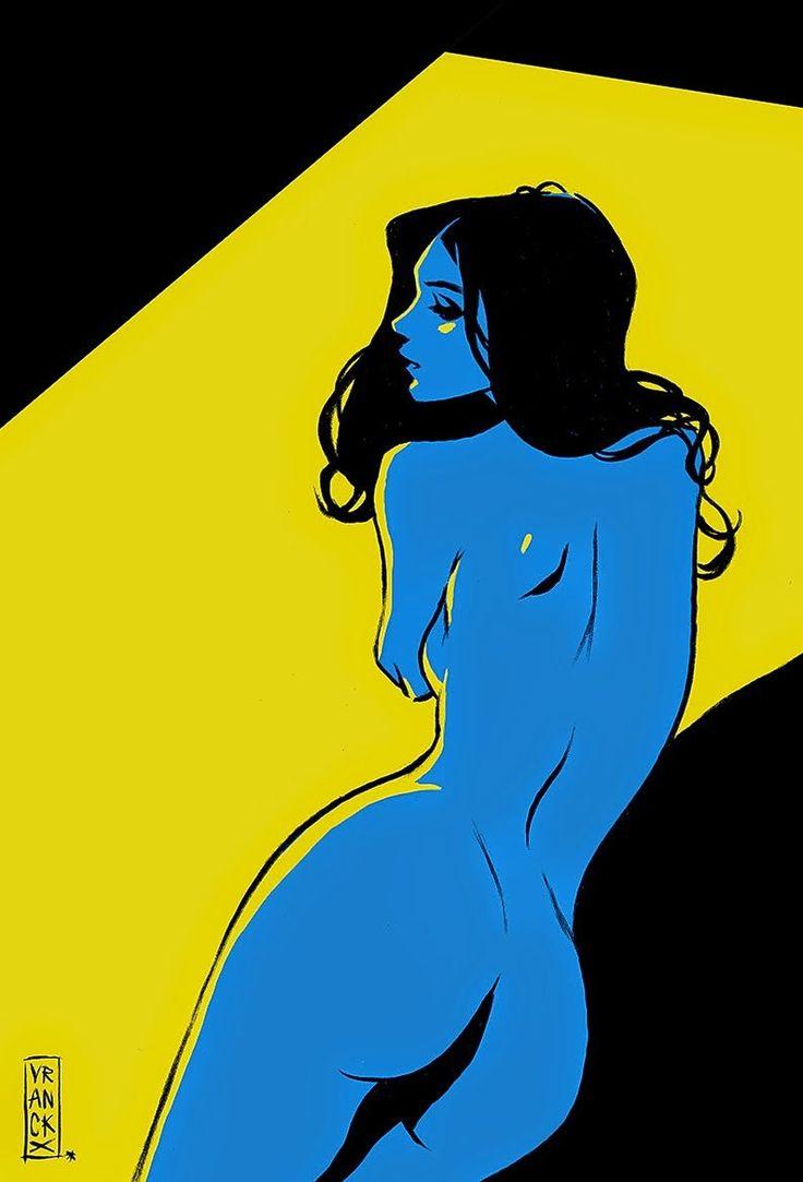Gilles Vranckx controversial art erotica 22