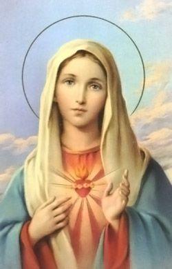Fiesta del Inmaculado Corazón de María | Encuentra.com